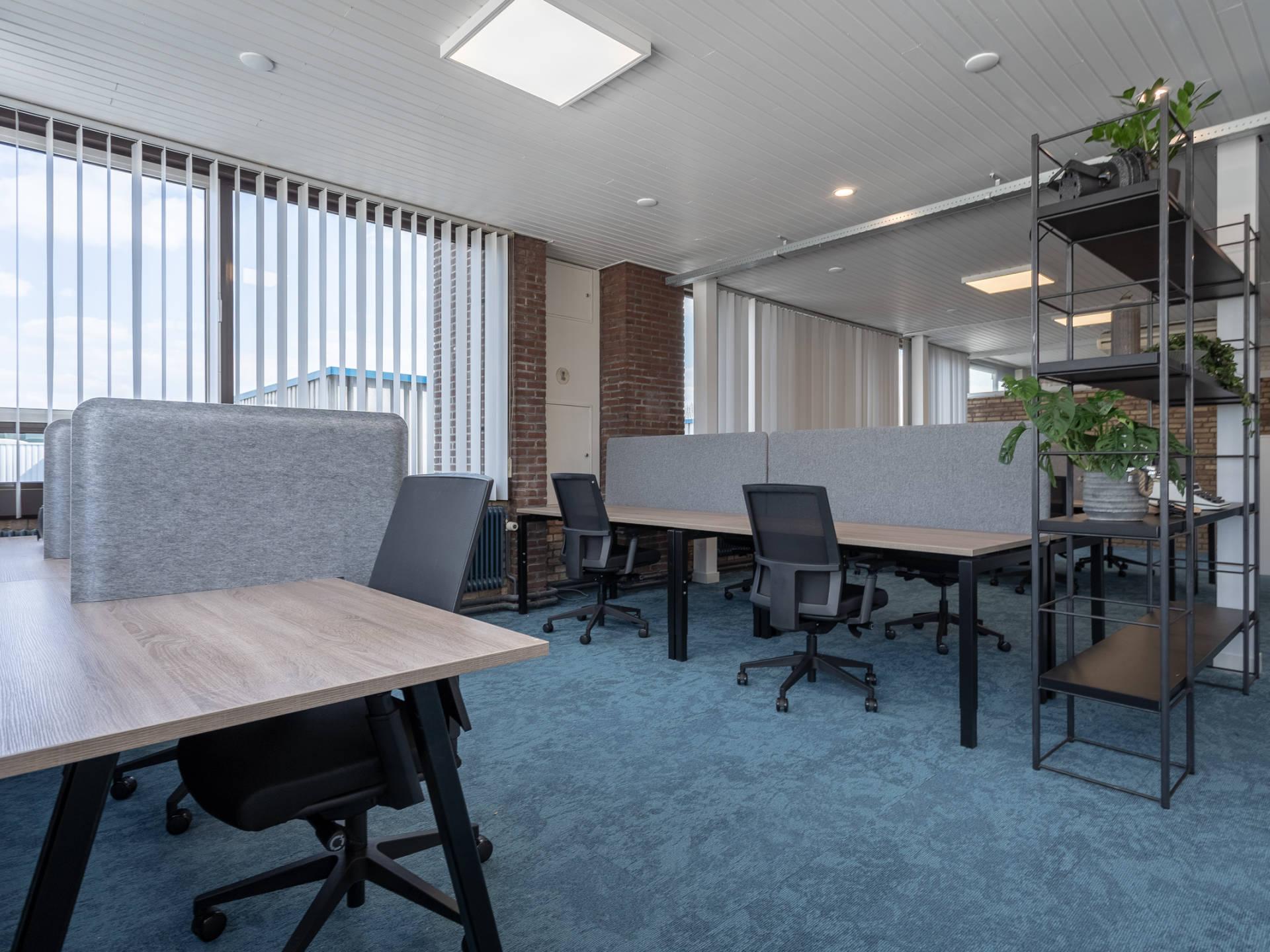 Flexibele werkplekken bij City Hub met dank aan SKEPP
