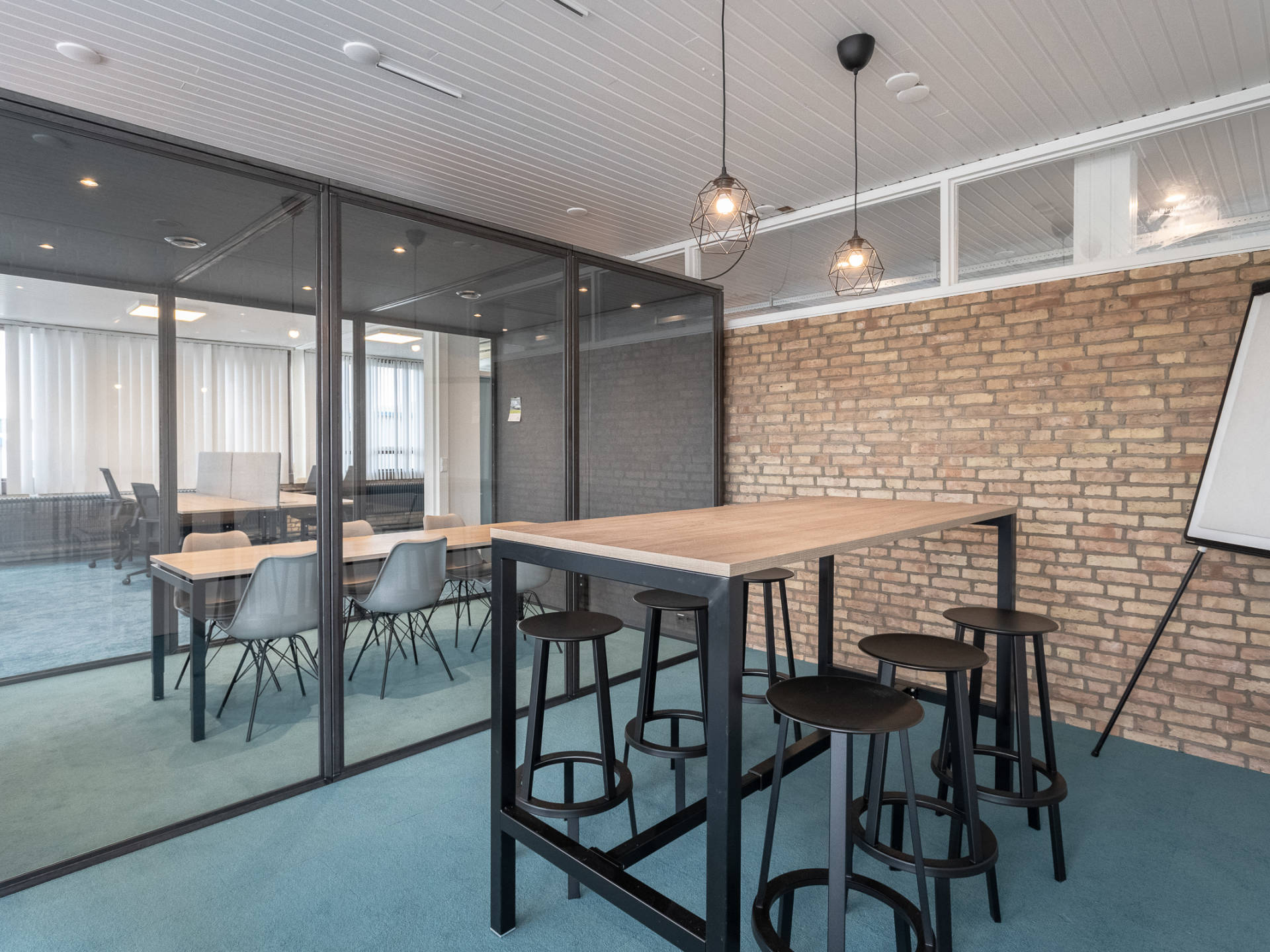 City Hub kiest voor flexibel kantoormeubilair van SKEPP