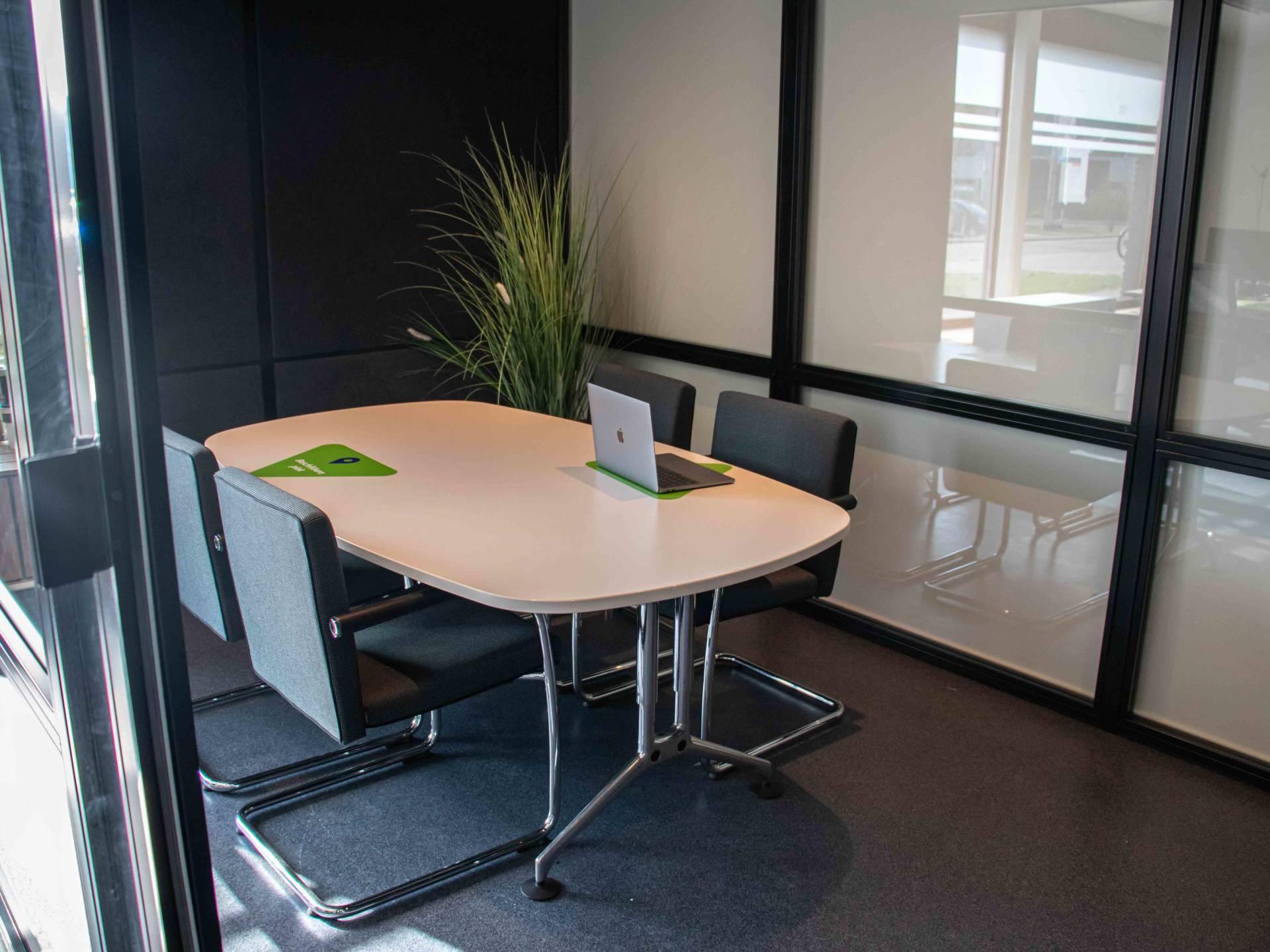 Rabobank Badhoevedorp kiest voor een multifunctionele werkplek