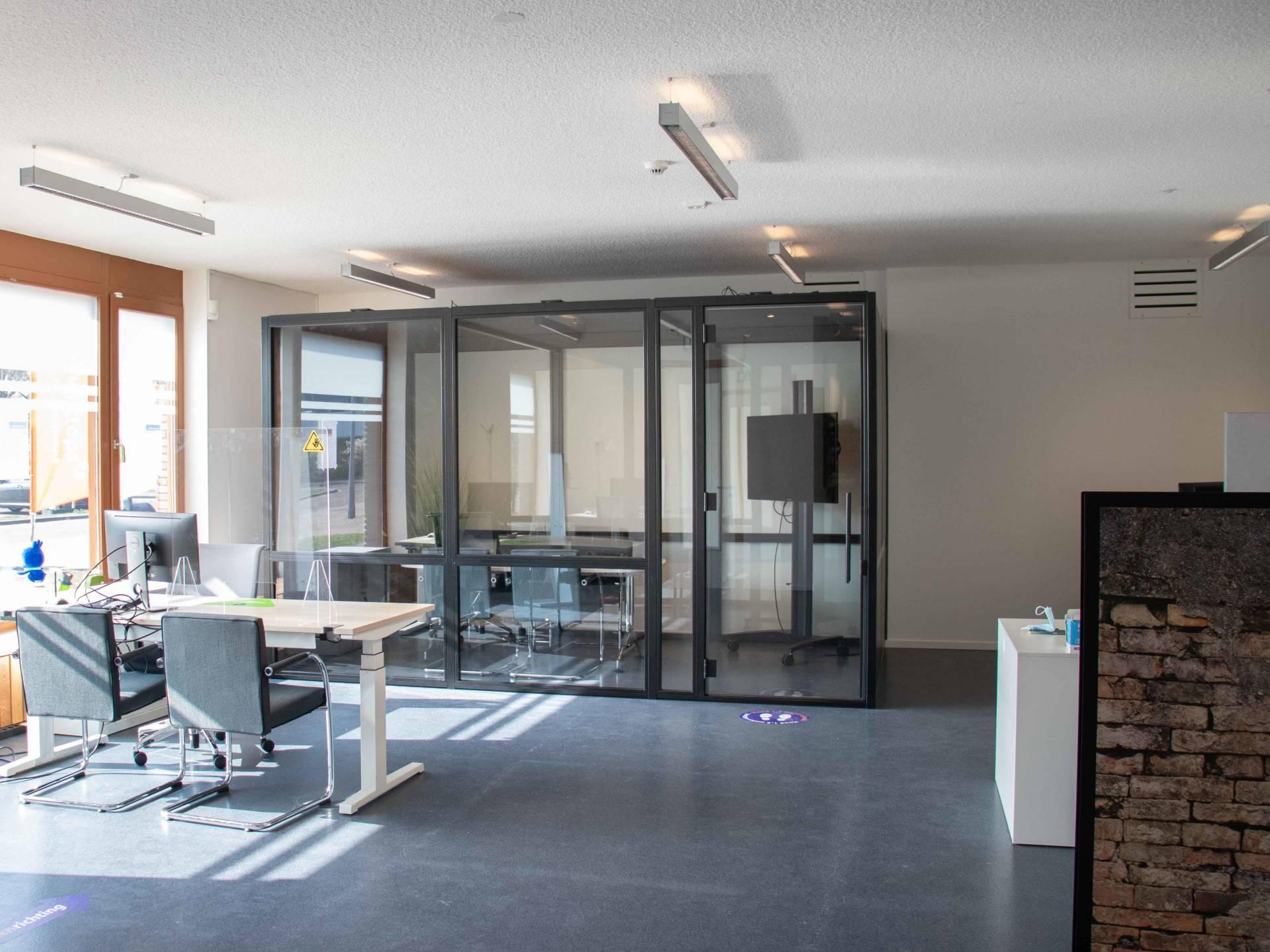Een flexibele kantoorinrichting voor Rabobank Badhoevedorp